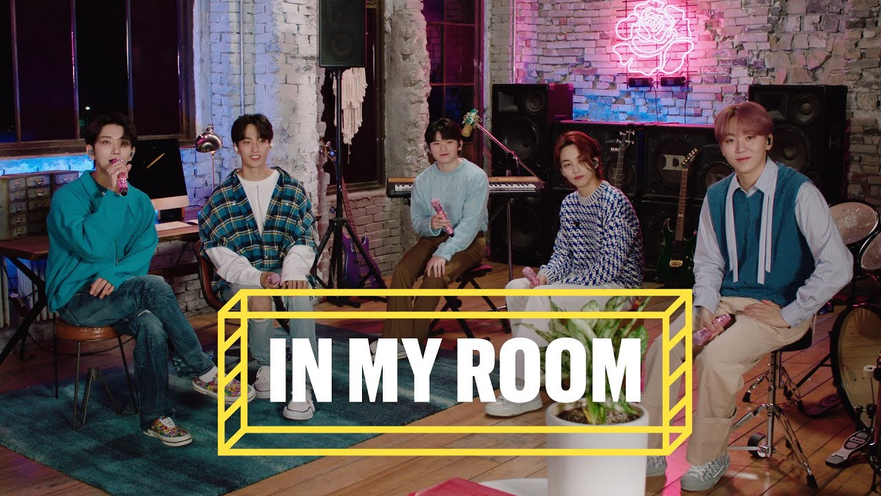 SEVENTEEN Perform 'Pinwheel (바람개비),' TRAUMA, and 'Lilili Yabbay' (13월의 춤)' | In My Room