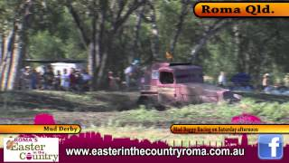 Roma Easter In The Country   Mud Derby