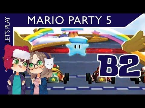 Mario Party 5 - Bonus - Mini-Game Circuit