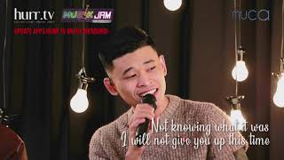 Andi Bernadee - Perfect by Ed Sheeran I Muzik Jam Musim Ke-2