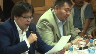 Общественные слушания по вопросу вступления Казахстана в Евразийский экономический союз №11
