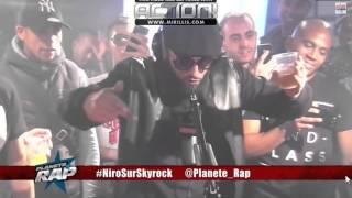 Freestyle de Jul avec Ghetto Phénomène en live dans Planète Rap !