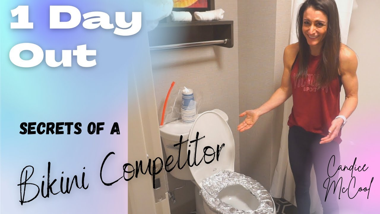 1 Day Out- NPC Bikini Prep | Behind the Scene Secrets Revealed