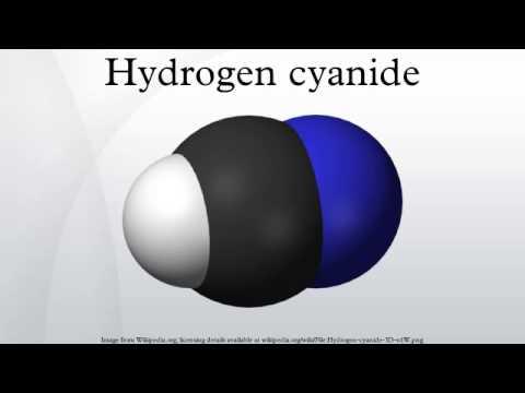 Hydrogen cyanide - YouTube