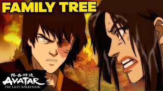 Zuko & Azula's Family Tree 🔥🌳 | Avatar