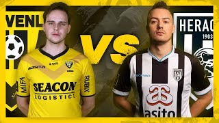 NICK COOIMAN (VVV-VENLO) VS BRYAN HESSING (HERACLES) | POULE A | SPEELRONDE 3 | XBOX