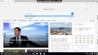 Activating Windows 10