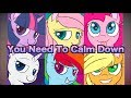 """Ponies Sing: """"You Need To Calm Down"""" (AshleyH)"""