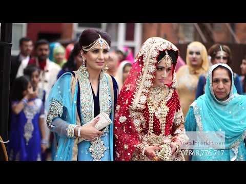 Raheel & Nazma - VisualSparkle.com - Asian Wedding Highlights