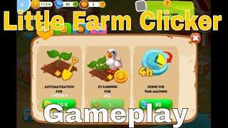 Little Farm Clicker Gameplay