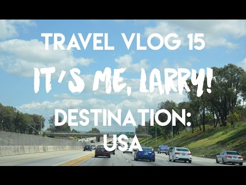 US TRAVEL VLOG DAY 1: Manila to Los Angeles