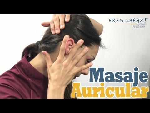 Mejora tu salud con este sencillo Masaje Auricular (Auriculoterapia)