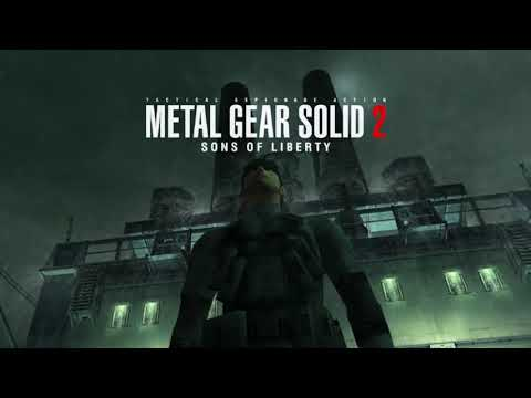 Metal Gear Solid 2: Sons of Liberty - Part 1