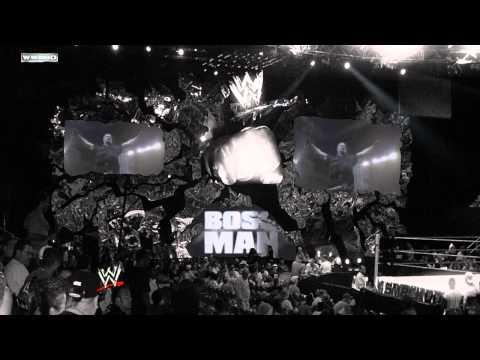 Big Boss Man Custom Live SmackDown 2007 Entrance Stage