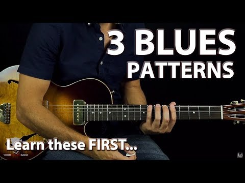 Learn These 3 Blues Patterns First, Here's Why...