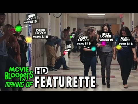 The DUFF (2015) Featurette - Pop Culture