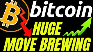 HUGE MOVE COMING FOR BITCOIN LITECOIN ETHEREUM and DOW crypto  price analysis, news, trading