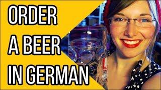 Learn German - Episode 86: Getting Drinks in German