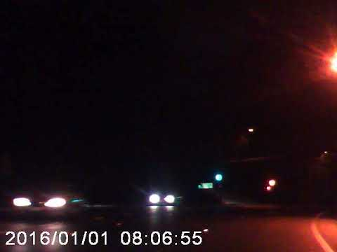 Seattle and area in my DASH CAM 138