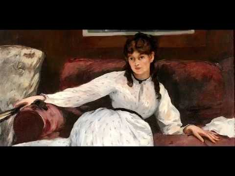 Édouard Manet (1832 – 1883) - Part VII   - A collection of works painted   between 1870 and 1972.