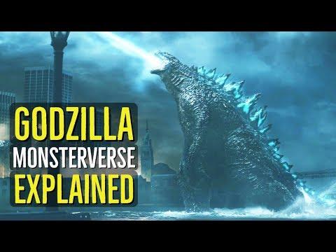 GODZILLA (MonsterVerse Creatures) EXPLAINED
