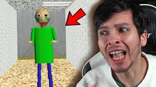 Download BALDI HA PERDIDO SU REGLA !! ME ENCIERRAN Y HACEN TRAMPAS - Baldi's Basics In Education Mp3 and Videos