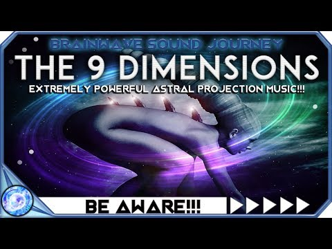 BE AWARE: INTENSE! ASTRAL PROJECTION MUSIC! MOST Powerful ASTRAL PROJECTION Binaural Beats Music
