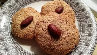 How To Make Almond Cookies Or Macaroons