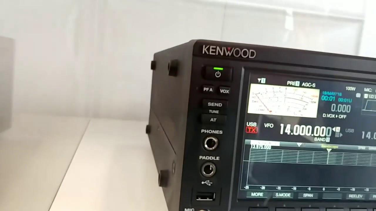 New Kenwood ts-890s