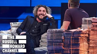 Seann Walsh is Returning to Comedy After Strictly Scandal | Full Interview | The Russell Howard Hour