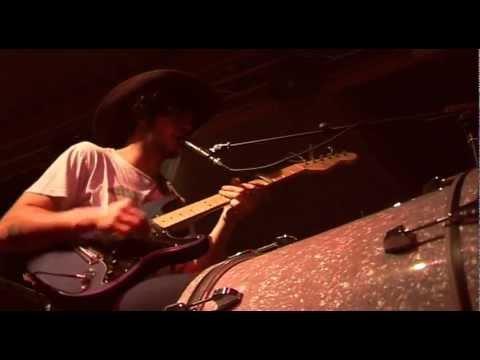 Billy Joe (one man band) - live at Indigo Studios - Brussels