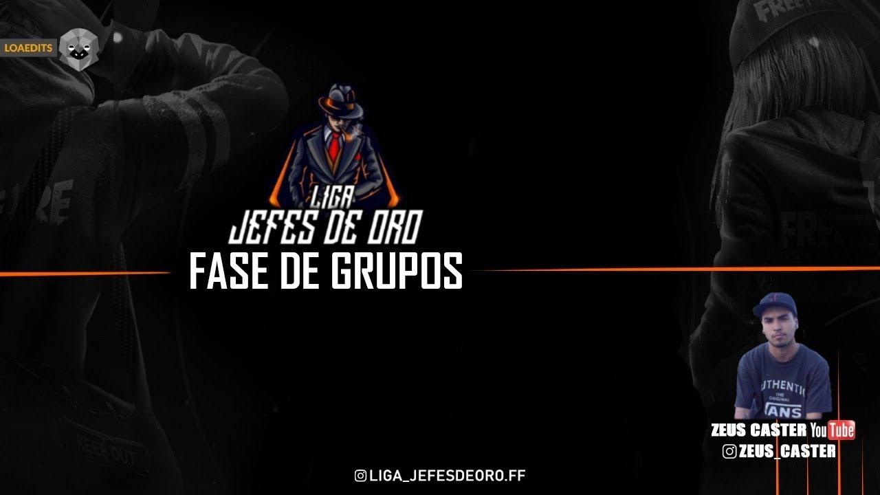 LIGA JEFES DE ORO - CUARTOS DE FINAL - GRUPOS 3 Y 4