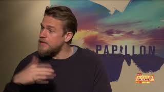 """A first look at the remake of """"Papillon"""""""