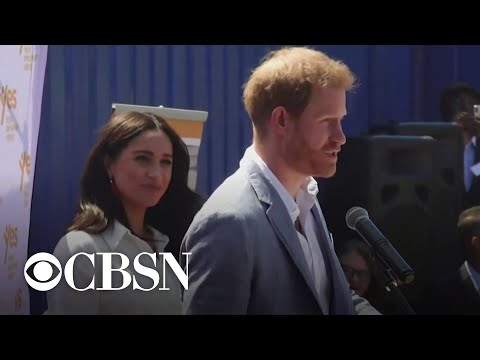 The Royals Report: Prince Harry & Meghan Open Up In New ITV Documentary