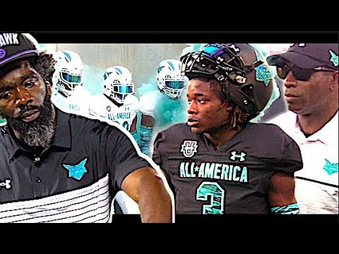 Under Armour All-American Game 🔥🔥 2020 | UTR Action Packed Highlight Mix