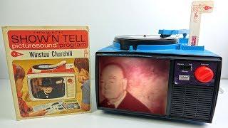 Show 'N Tell - 1960s Children's Multimedia System