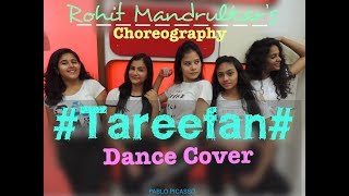 TAREEFAN | VEERE DI WEDDING | DANCE COVER | CHOREOGRAPHY BY - ROHIT MANDRULKAR