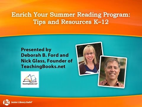 Enrich Your Summer Reading Program May 2017
