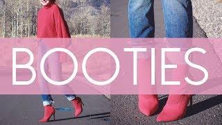 Biggest Boot & Bootie Trends Fall & Winter 2017
