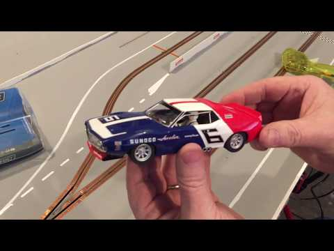 Scalextric Javelin Trans Am Slot Car