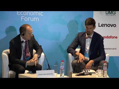 KIEF 2017 - DAY 2. Public Talk with Jonathan Woetzel (China)