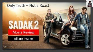Sadak 2 Movie Review | Sanjay Dutt | Alia Bhatt | Mahesh Bhatt | Honest view | Whether to Watch