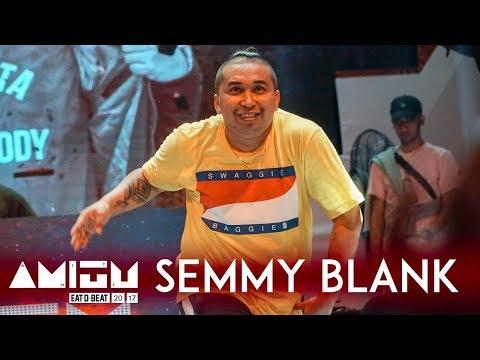 Semmy Blank (INA) | Judge Showcase | Eat D Beat AMITY 2017 Bandung, Indonesia