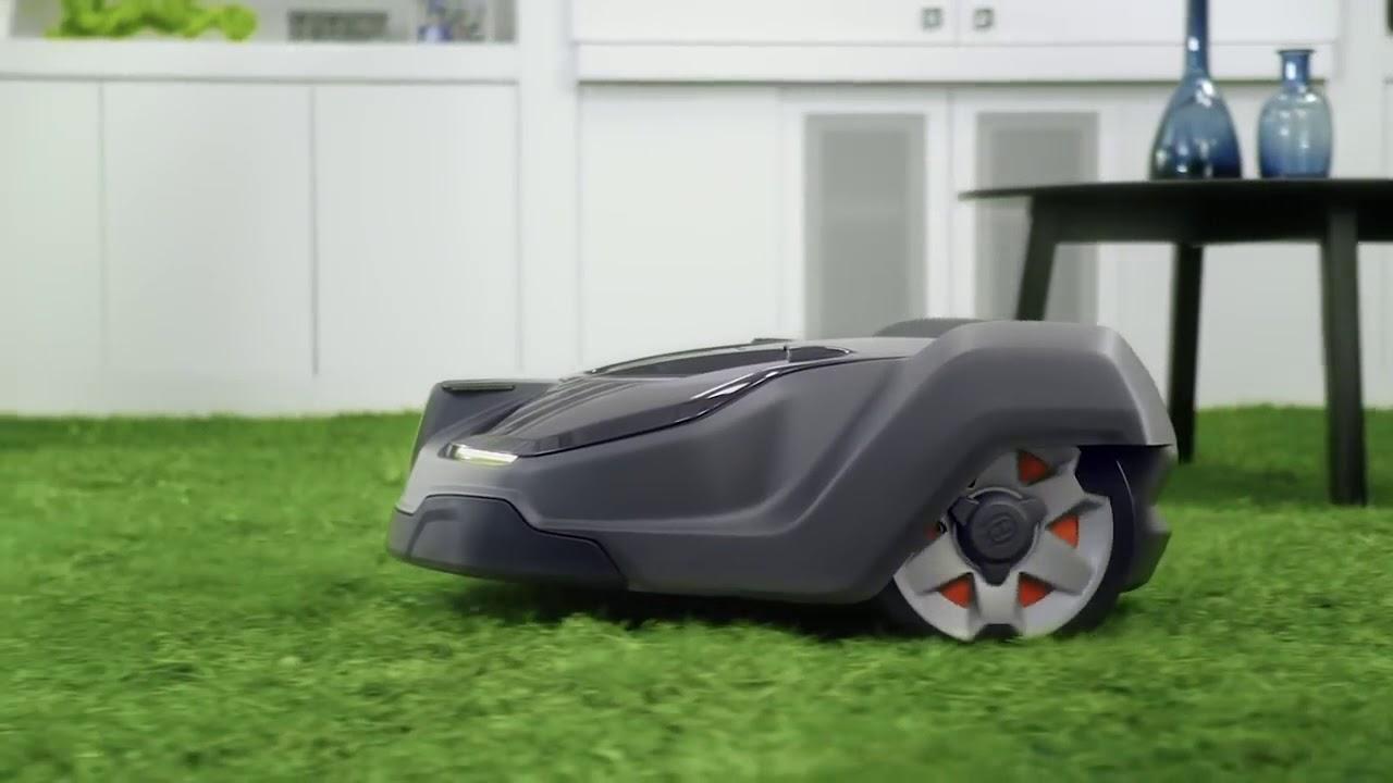 IDEA MOWER GARAGE AUTOMOWER HUSQVARNA 310 315 X Garage Cover Robot Mower