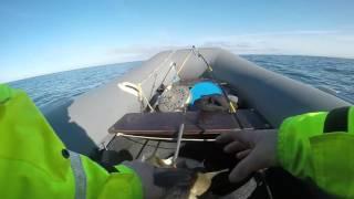 Баренцево море, Мурманский берег, рыбалка на Кильдине восточном(, 2016-04-05T07:51:31.000Z)
