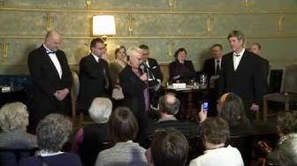 Vihtorin kirjaston kirjamessut - Tulenkantaja-palkinto 2014