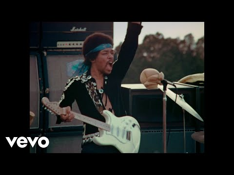 The Jimi Hendrix Experience – Voodoo Child (Slight Return) (Live In Maui, 1970)