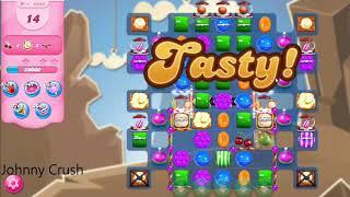 Candy Crush Saga Level 6033 NO BOOSTERS