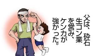 新極真会 代表理事 緑健児が4分でわかる!紙芝居ムービー!!
