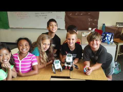 Summer Robotics STEM Camp